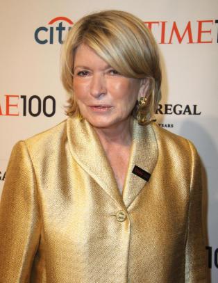 Martha Stewarts lilles�ster er d�d