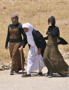 Den islamske stat med nye framst�t - tre nye byer og en milit�rbase er under deres kontroll