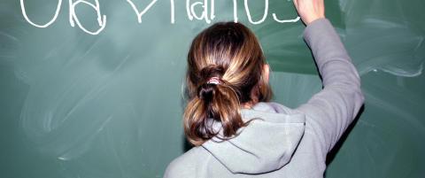 N�rmere 40.000 skolebarn kjenner godt den vonde klumpen i magen og gruer seg til skolestart