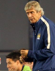 City mangler �tte n�kkelspillere til Community Shield-kampen