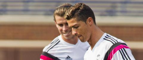 Real Madrid stiller med hele stjernegalleriet i supercupfinalen