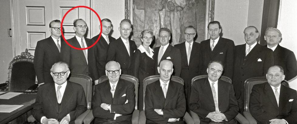 Ap-statsr�d navngitt som KGB-spion:  - Einar Gerhardsen hjalp statsr�dvenn ut av KGB-knipa
