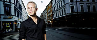 Tore Renberg har skrevet en ny pageturner