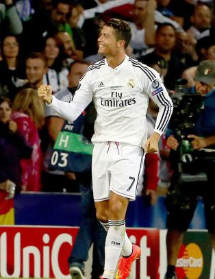 Cristiano Ronaldo pyntet p� den elleville Sevilla-statistikken