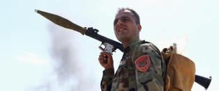 EU splittet i synet p� v�penst�tte til kurderne