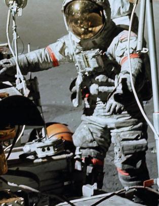 Slik er NASAs m�nebil
