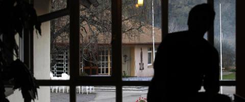 En tilv�relse med elektrosjokk, seksuelle overgrep og tortur