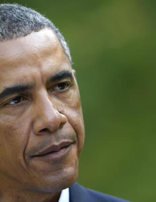 Obama: - USA fortsetter luftangrepene i Irak