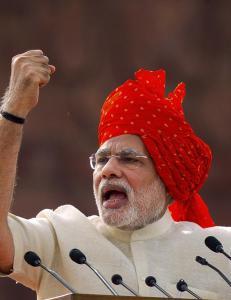 Indias statsminister: - Vi m� forbedre v�r nasjonale karakter