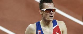Klar for finale p� 1500 m