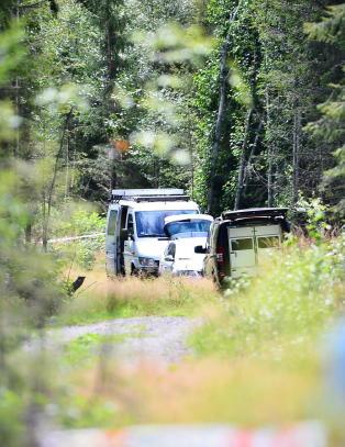 Politiet har funnet likrester i et b�l ved Hafjell