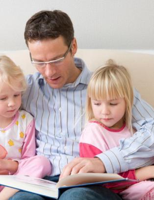 Eksperter: Dette b�r foreldre gj�re masse for barnet!
