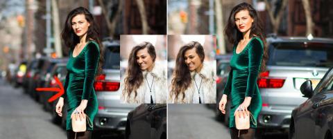 �Jo vakrere bloggeren er, desto mer penger kan hun tjene�, tenkte Dana