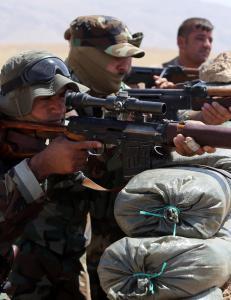 - Vi har snart kontroll over Mosul-demningen igjen