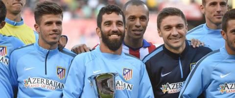 Atl�tico jakter revansj i den spanske supercupen