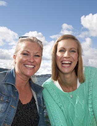 Headhuntet av Eli Kari Gjengedal: Maiken blir TV2's nye v�rdame