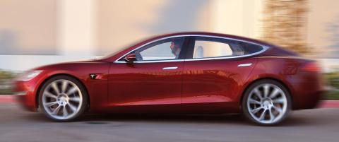 Tesla med garanti-gavepakke