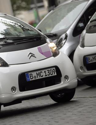 Denne bilen koster nesten det dobbelte i Sverige
