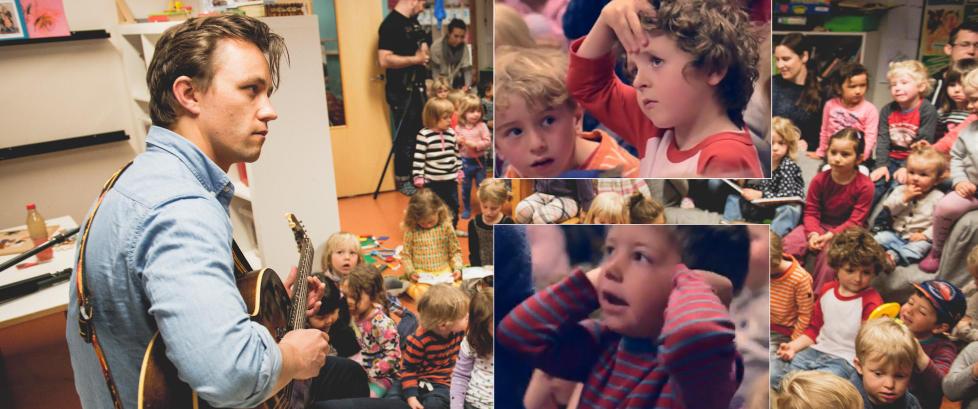Sondre Lerches barnehagestunt vekker internasjonal oppsikt