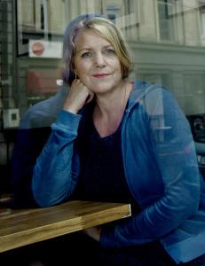 Hovedpersonene i Brit Bild�ens nye roman mistet datteren p� Ut�ya
