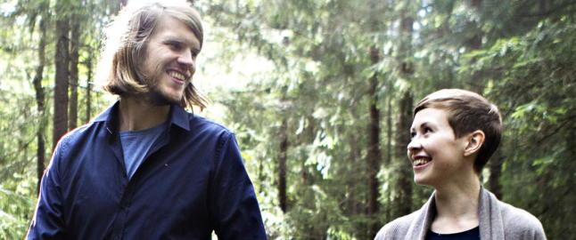 Anniken (28) og Erlend (30) ble kj�rester �n m�ned f�r hun fikk kreft