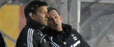 Spionerte p� Rosenborg f�r historisk viktig Champions League-kamp