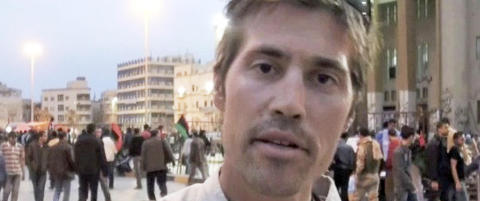 USA fors�kte � redde halshogde Foley i sommer