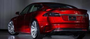 Her er en Tesla som er enda r�ere