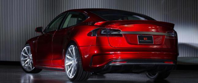 Lyst p� en trimmet Tesla?