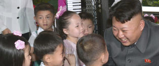 Diktator-Kim sjokkerer med usensurert selvironi