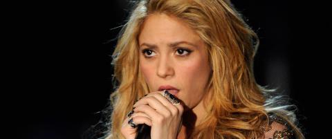 Shakira d�mt i retten for � ha kopiert hitl�t