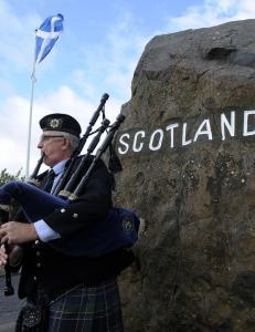 I EU vrir lederne seg i ubehag for sp�rsm�let om et uavhengig Skottland ig