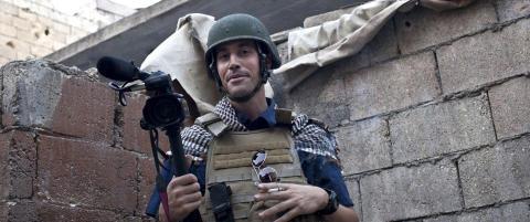 - Krevde 850 millioner kroner for James Foley