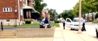 Politiet frigir video av drapet p� Kajieme Powell (25)