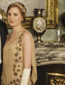 �Downton Abbey� forbyr vannflasker og undert�y