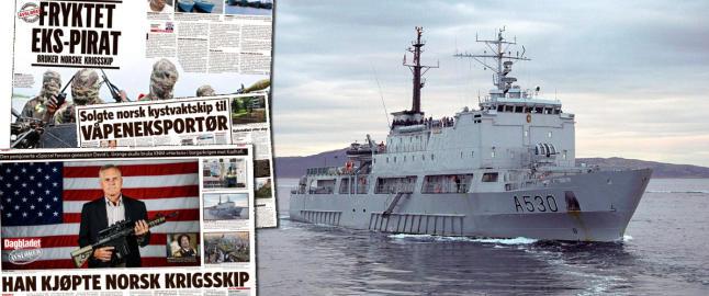 Forsvaret innleder full ekstern granskning etter krigsskip-avsl�ringene