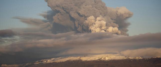 - Et utbrudd kan komme innen kort tid