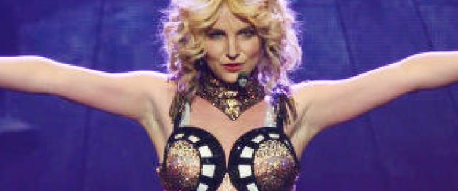 Britney Spears satser p� skandinavisk undert�y