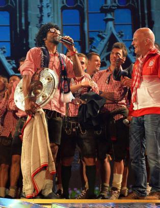 Overlegne Bayern til topps igjen