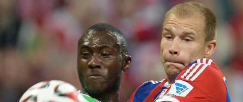 Han gikk glipp av b�de VM-gullet og Champions League-triumfen