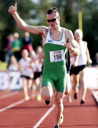Henrik Ingebrigtsen vant NM-gull p� 1500 meter - foran broren Filip