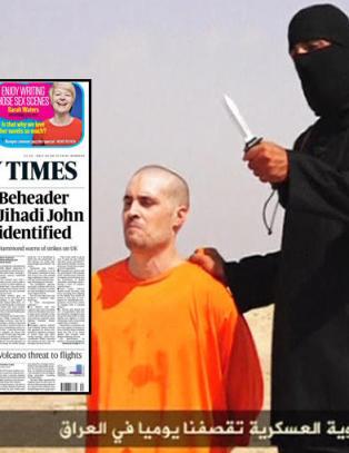 - B�ddelen som halshogde  James Foley er identifisert