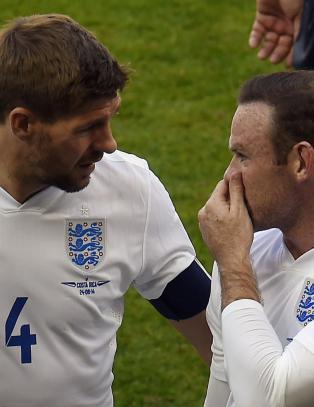 Liverpool-legenden lanserer Rooney som sin naturlige etterf�lger
