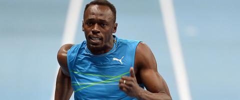 Bolt avslutter sesongen