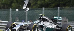 Mercedes-kaos:- Det er uakseptabelt