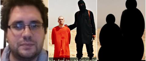 Eliot (35) mener han har funnet ut hvor journalisten James Foley ble henrettet
