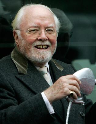 Lord Richard Attenborough er d�d