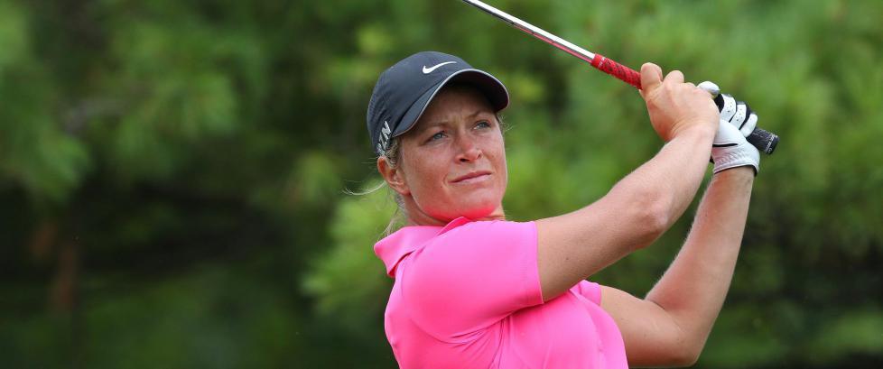 Suzann Pettersen p� 7.-plass i Canada