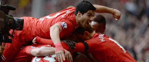 - Jeg var helt sikker p� at Liverpool ikke ville vinne de fire kampene de trengte for � vinne serien