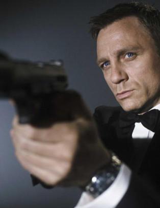 Neste �Bond�-film kunne v�rt innspilt i Norge